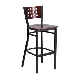 Purchase Edmund Bar Stool by Ebern Designs Reviews (2019) & Buyer's Guide