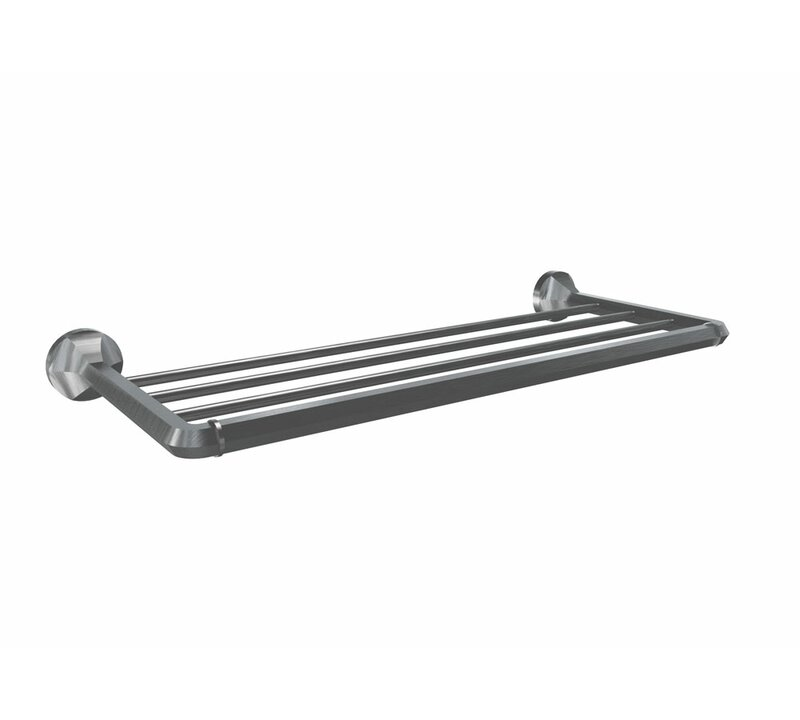 Orren Ellis Speicher Wall Mounted Towel Rack Wayfair