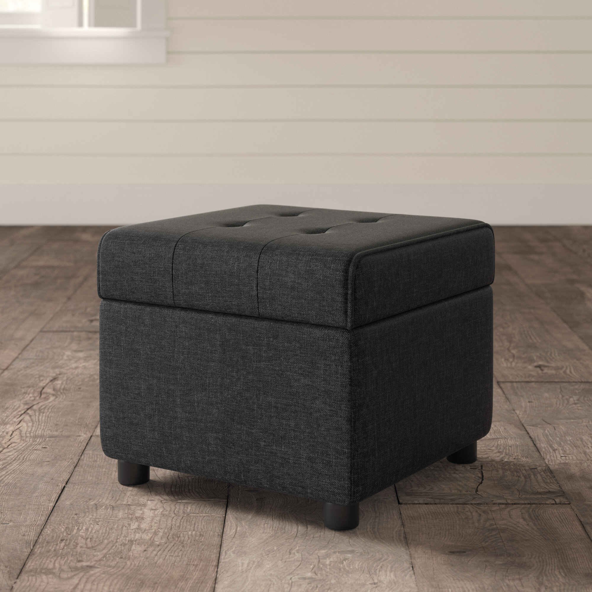 Brilliant Burritt Storage Ottoman Gmtry Best Dining Table And Chair Ideas Images Gmtryco