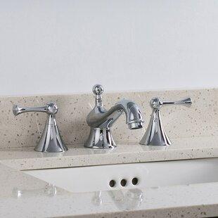 Maykke Andante Widespread faucet Bathroom Fa..