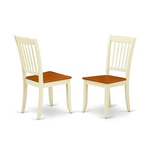 Farrwood Solid Wood Dining Chair (Set of 2)