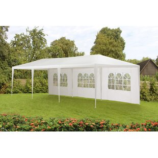 10 Ft. W x 30 Ft. D Metal Party Tent by Sunjoy