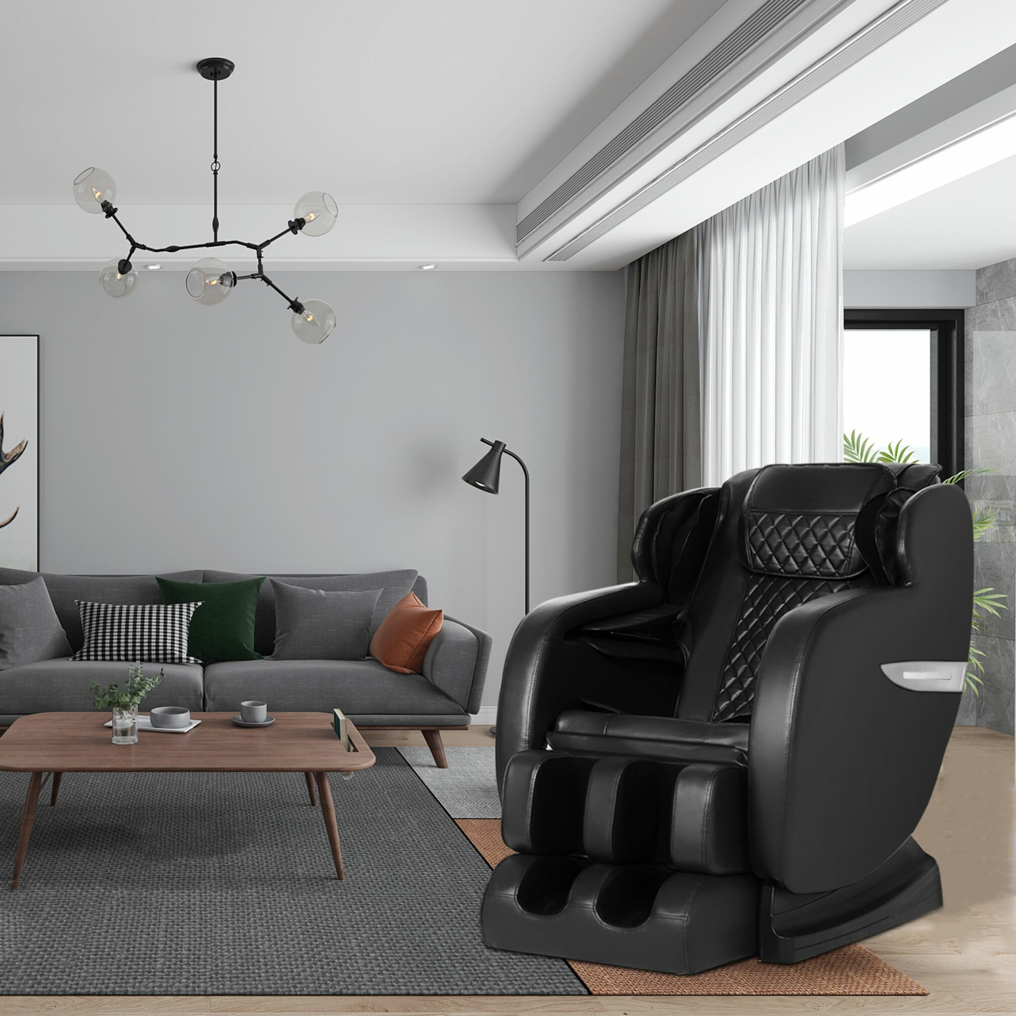 Ugears Heated Full Body Massage Chair