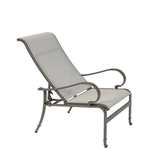 Tropitone Torino Sling Recliner Patio Chair