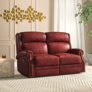 Big Save Carlisle Leather Power Motion Loveseat with Power Headrest by Hooker Furniture Reviews (2019) & Buyer's Guide