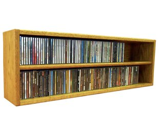 Multimedia Storage Rack by Wood Shed Purchase