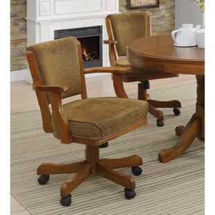 Temaraia Swivel Armchair by Millwood Pines