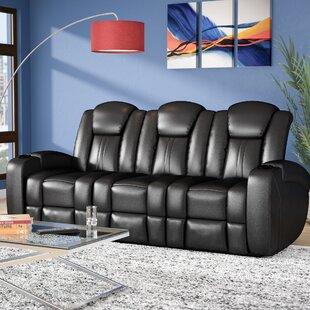Latitude Run Thornton Reclining Sofa