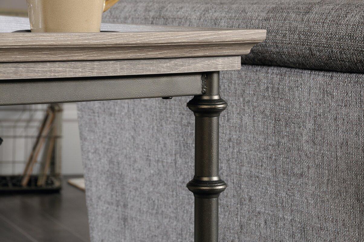 laurel foundry beistelltisch jess mit stauraum. Black Bedroom Furniture Sets. Home Design Ideas
