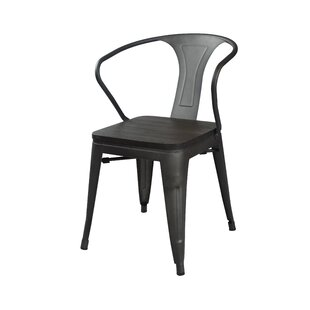 Anni Metal Dining Chair (Set of 2) by 17 Stories