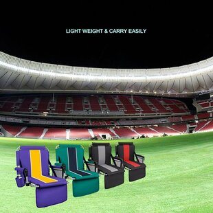 Tidworth Folding Stadium Seat By Freeport Park