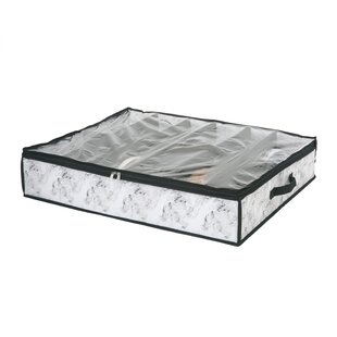 Buying 12 Pair Stackable Fabric Underbed Storage By Ebern Designs