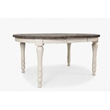 Westhoff Extendable Solid Wood Dining Table by Gracie Oaks