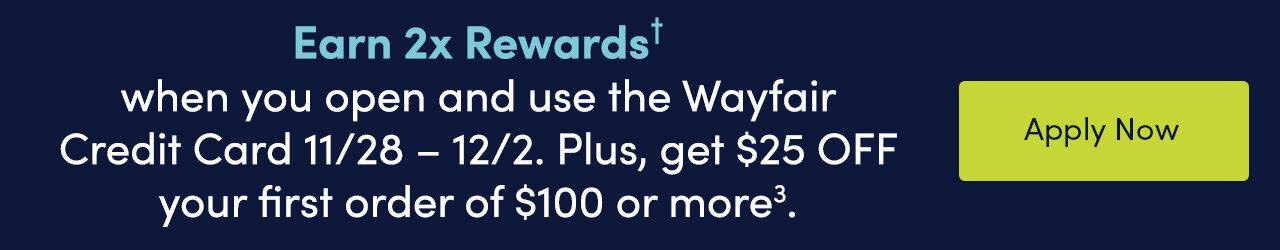Wayfair Card
