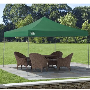 Expedition 13 Ft. W x 13 Ft. D Steel Pop-Up Canopy by QuikShade