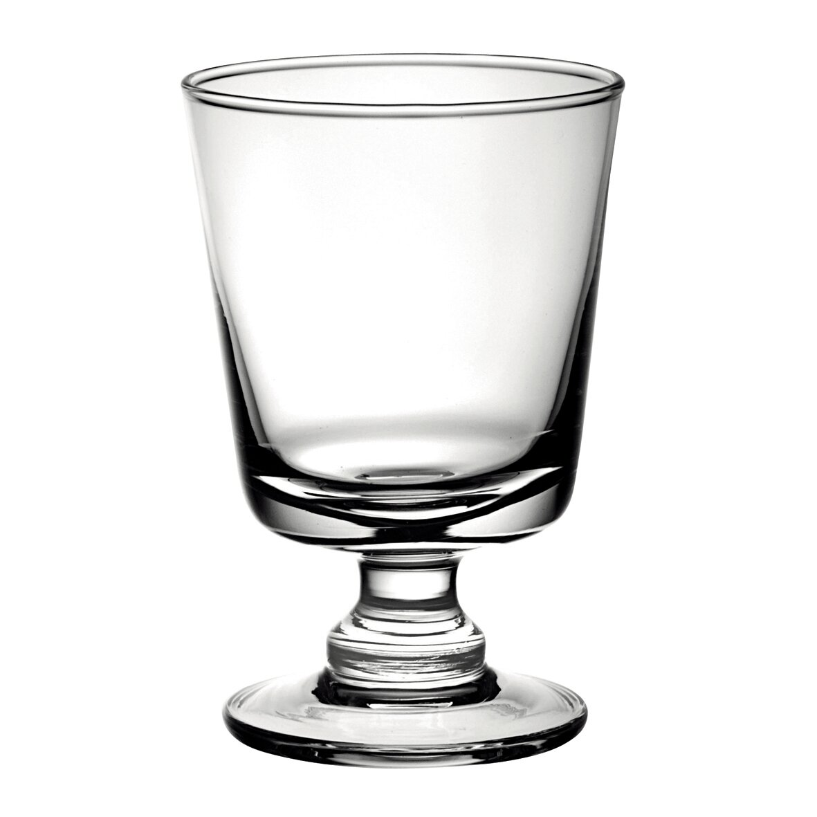 Majestic Crystal Sinfonia 13 Oz Glass Goblet Wayfair