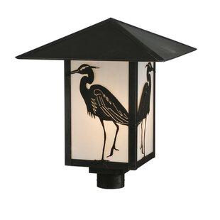 Meyda Tiffany Seneca Heron 1-Light Lantern Head