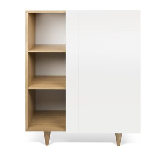 Cruz 1 Door Accent Cabinet by Tema
