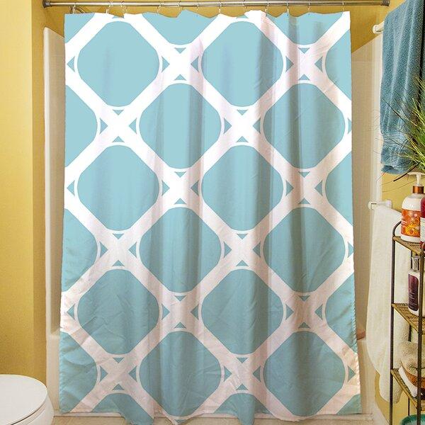Robin Egg Blue Shower Curtain