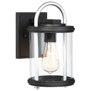 Wrought Studio Thurmont LED Outdoor Wall Lantern