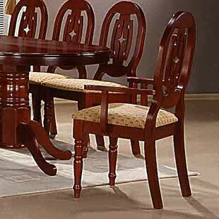 Riddle Upholstered Dining Chair (Set Of 2) By Astoria Grand