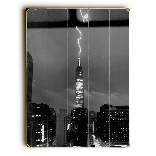Lightning Wall Art Wayfair