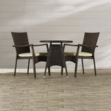 Brandon 3 Piece Bistro Set