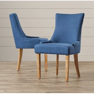Lester Dining Side Chair (Set of 2) by One Allium Way