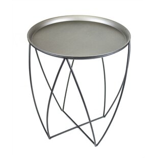 Choose The Best Goodfellow Round Metal End Table Bywrought