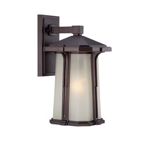 Cowart 1-Light Outdoor Wall Lantern