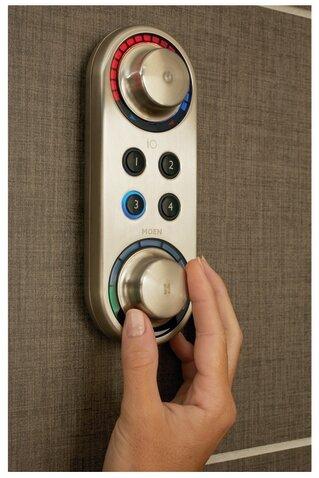 IO Digital Shower Control
