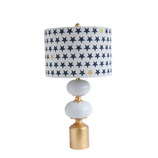Price Check Luxton Ceramic and Metal 31 Table Lamp By Mercer41