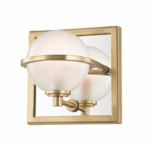 Mercer41 Rawls 1-Light Bath Sconce