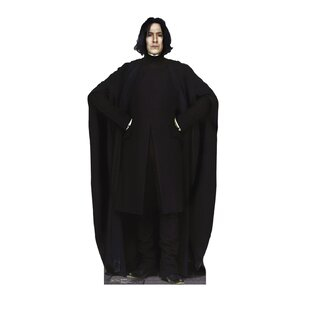 Harry Potter Professor Snape Cardboard Stand-Up By Advanced Graphics