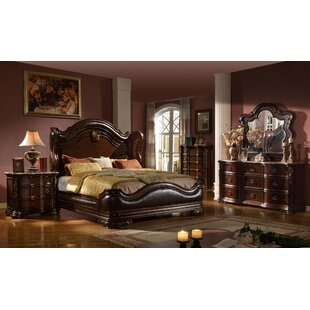 Erwan Panel 4 Piece Bedroom Set By Astoria Grand