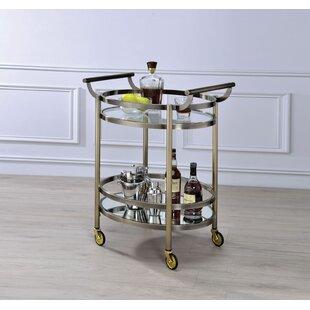 Piedmont Bar Cart by Rosdorf Park