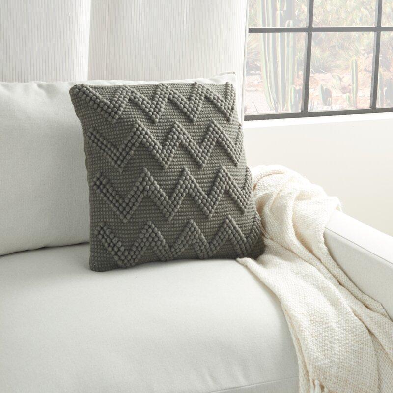 Joss Main Essentials Throw Pillow Reviews Joss Main