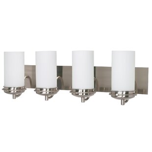 Affordable Price Nabors 4-Light Vanity Light By Ebern Designs