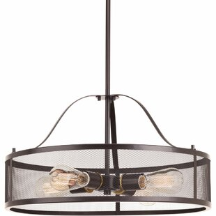 17 Stories Martyna 4-Light Pendant