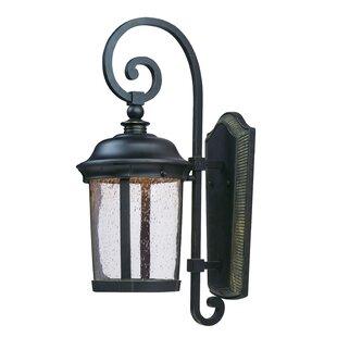Darby Home Co Sandusky LED Outdoor Wall Lantern