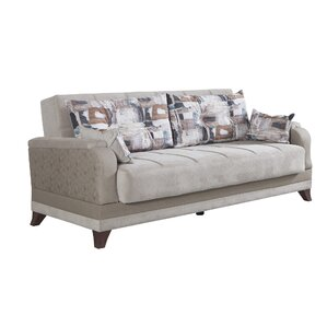 Silva 3 Seater Convertible Sleeper Sofa by Sync Home Design