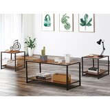Jennings 3 Pieces Coffee Table Set by 17 Stories