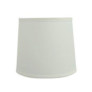 Transitional Hardback 10.5 Fabric Empire Lamp Shade
