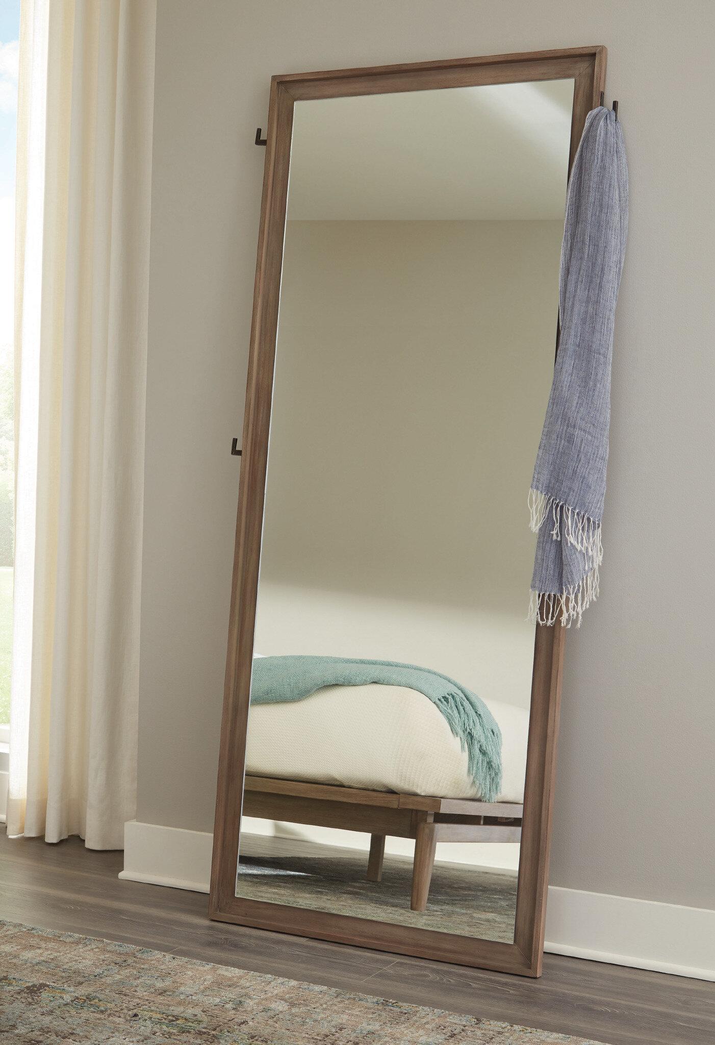 Corrigan Studio Sudbury Floor Full Length Mirror Wayfair