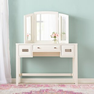 Mercury Row Darrow Vanity with Mirror