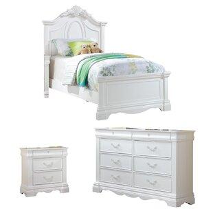 Janice Panel Configurable Bedroom Set by Harriet Bee