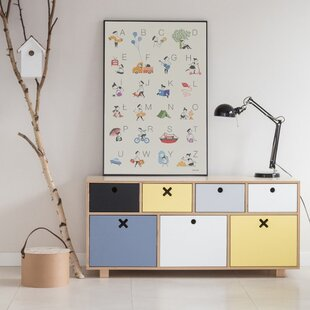 Ophelia 7 Drawer Chest By Ebern Designs