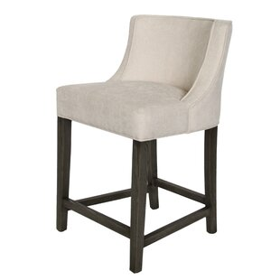 Calandre Bar Stool by Gracie Oaks