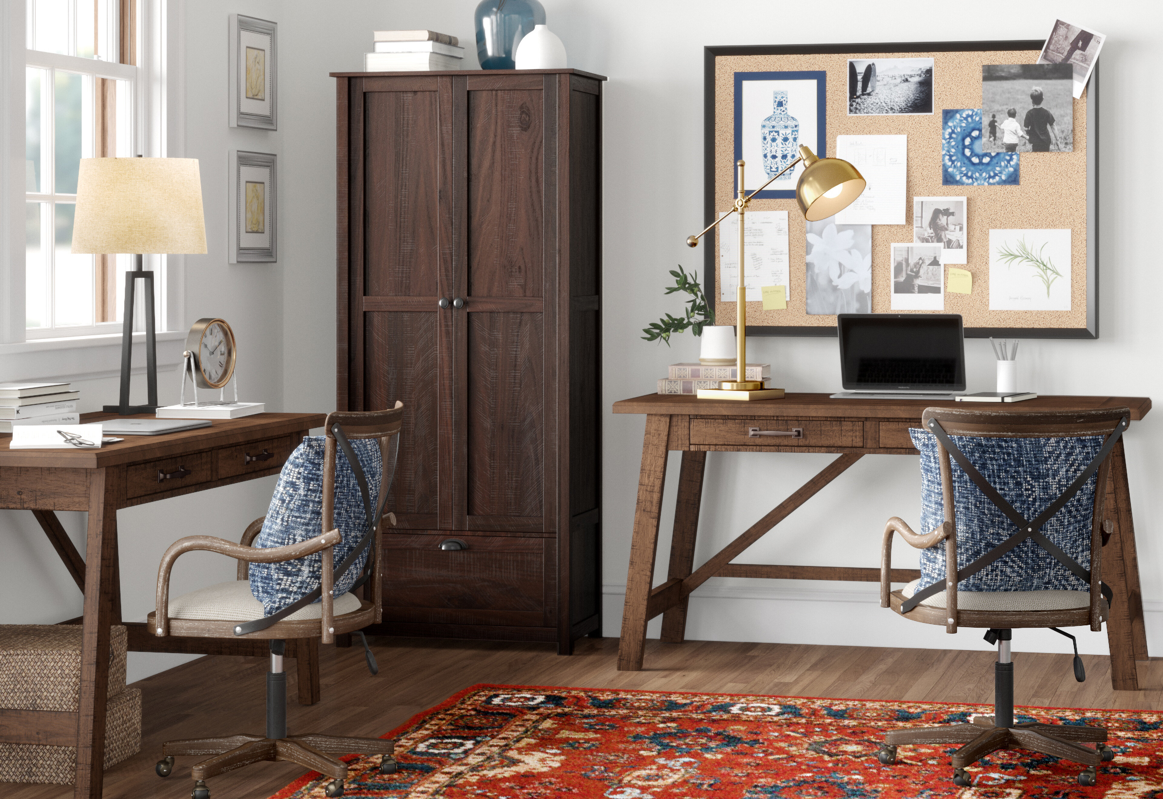 25 Home Office Ideas to Boost Your Productivity  Wayfair