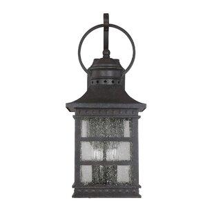 Compare & Buy Partridge 3-Light Outdoor Wall lantern By Loon Peak